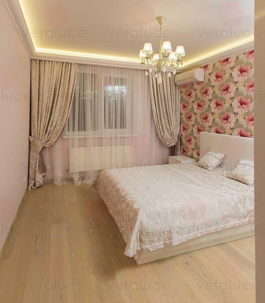 Дизайн бюджетной спальни