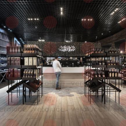 Alcomag 2017г. Design by Azovskiy Pahomova architects