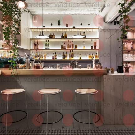 Кафе 2017г. Design by Azovskiy Pahomova architects